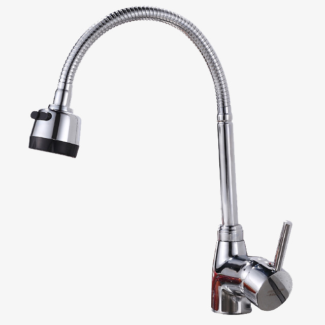 Faucet clipart sink faucet. Stainless steel kitchen hot