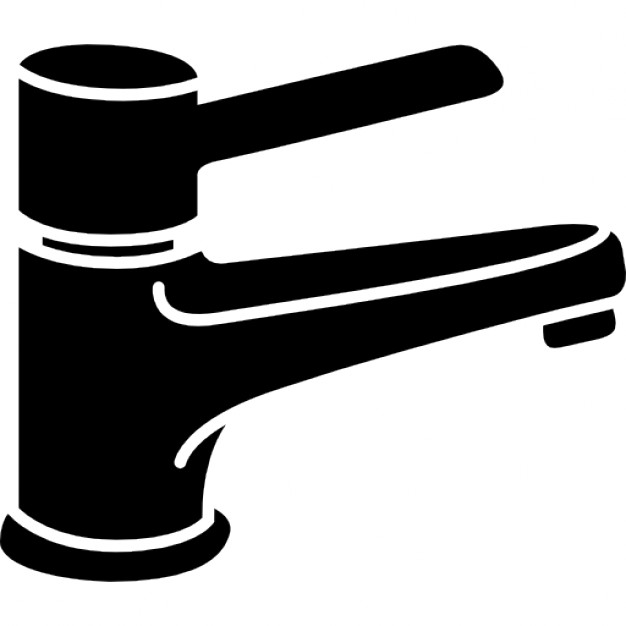 Faucet clipart toilet. Bathroom tap tool to