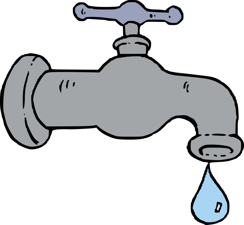 Faucet clipart water spout. Tap sink drinking free
