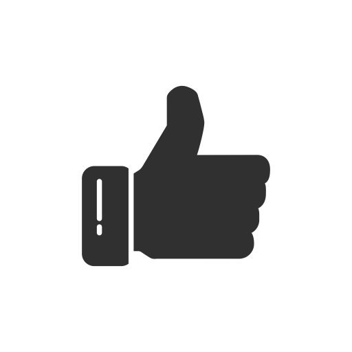 Fb like png. Thumbs up facebook icon