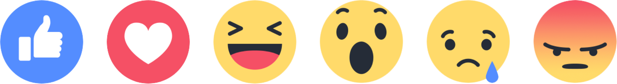 Fb reaction buttons png. Auto megsta com facebook