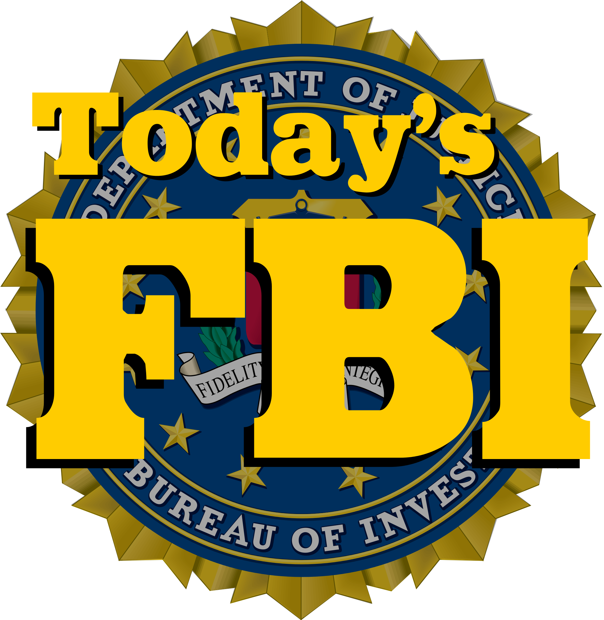 fbi seal png