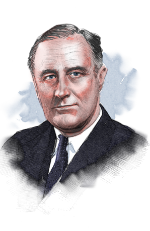 Fdr drawing white. Test your knowledge on