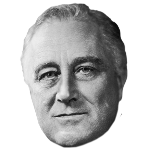Fdr drawing portrait. Trump inauguration can you