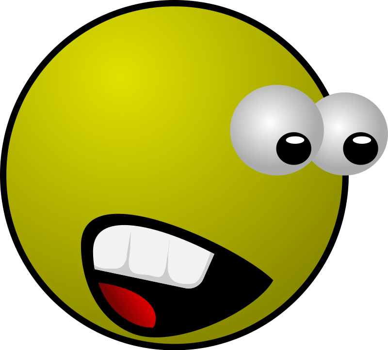 Fear clipart animated. Free afraid eyes cliparts