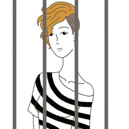 Fear clipart bad dream. In jail dictionary interpret