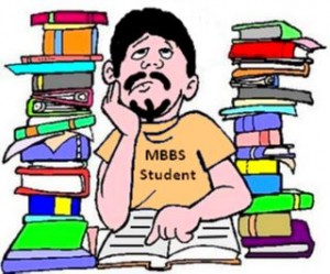 Fear clipart tensed. Mbbs examination preparation tips