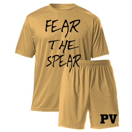 Fear the spear png. Pv spirit pack youth
