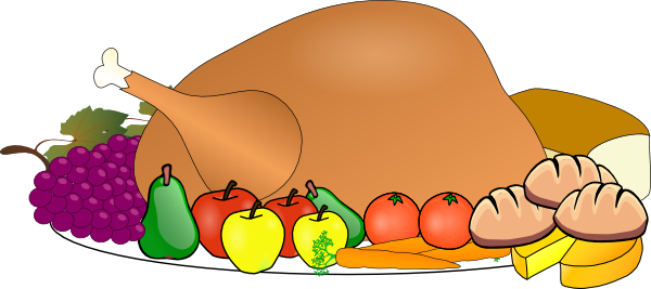 Feast drawing cornucopia. Clipart