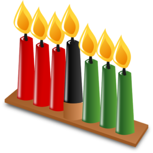 Feast clipart kwanzaa candle. Discovering a new family