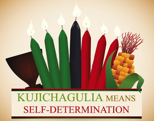 Feast clipart kwanzaa candle. The seven days of