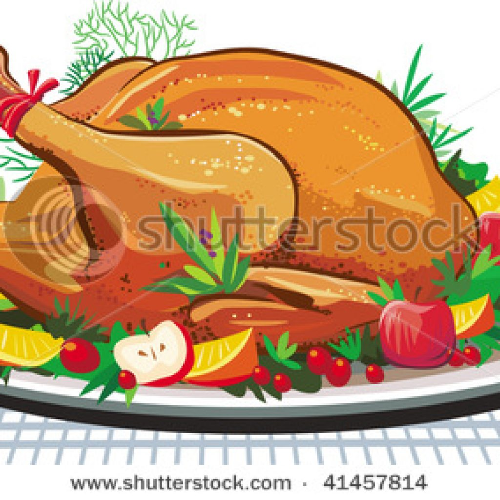 Feast clipart meal. Thanksgiving dinner dog hatenylo clip freeuse library