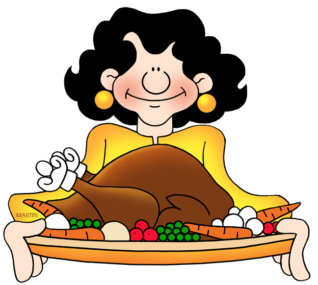 Feast clipart meal. Thanksgiving dinner at getdrawings