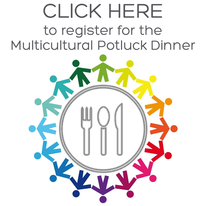 Feast clipart multicultural. St blase pot luck