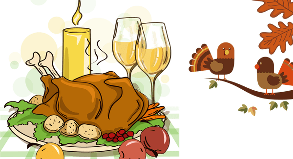 Feast clipart multicultural. Cartoon thanksgiving pictures