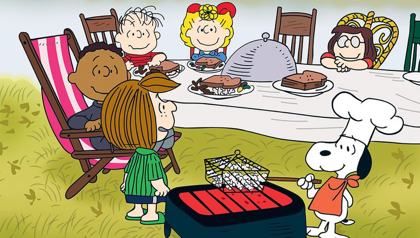 Feast clipart peanuts. Things you never