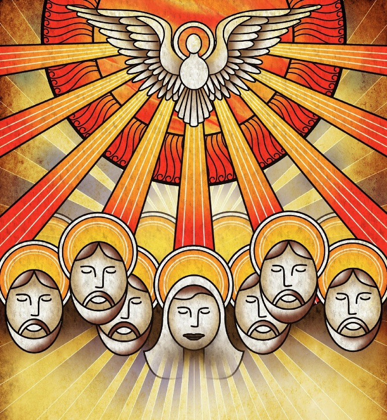 Feast clipart pentecost. Of free images pictures