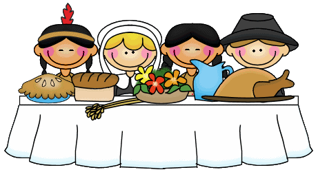 Feast drawing happy family. Collection of free feazed