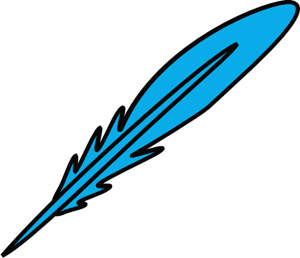 Feather clipart duck feather. Free cliparts download clip