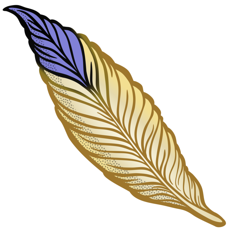 Feather clipart duck feather. Computer icons line art