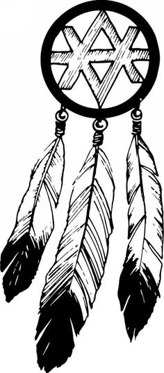 Feather clipart first nations. Indian headdress silhouette at