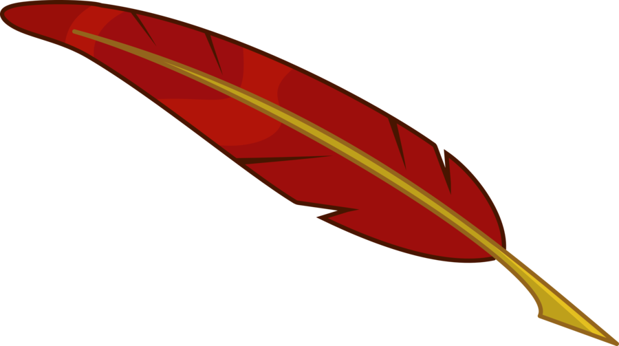 Feather clipart logo. Free quill cliparts download