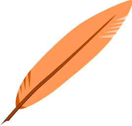 Feather clipart logo. Free images clipartix
