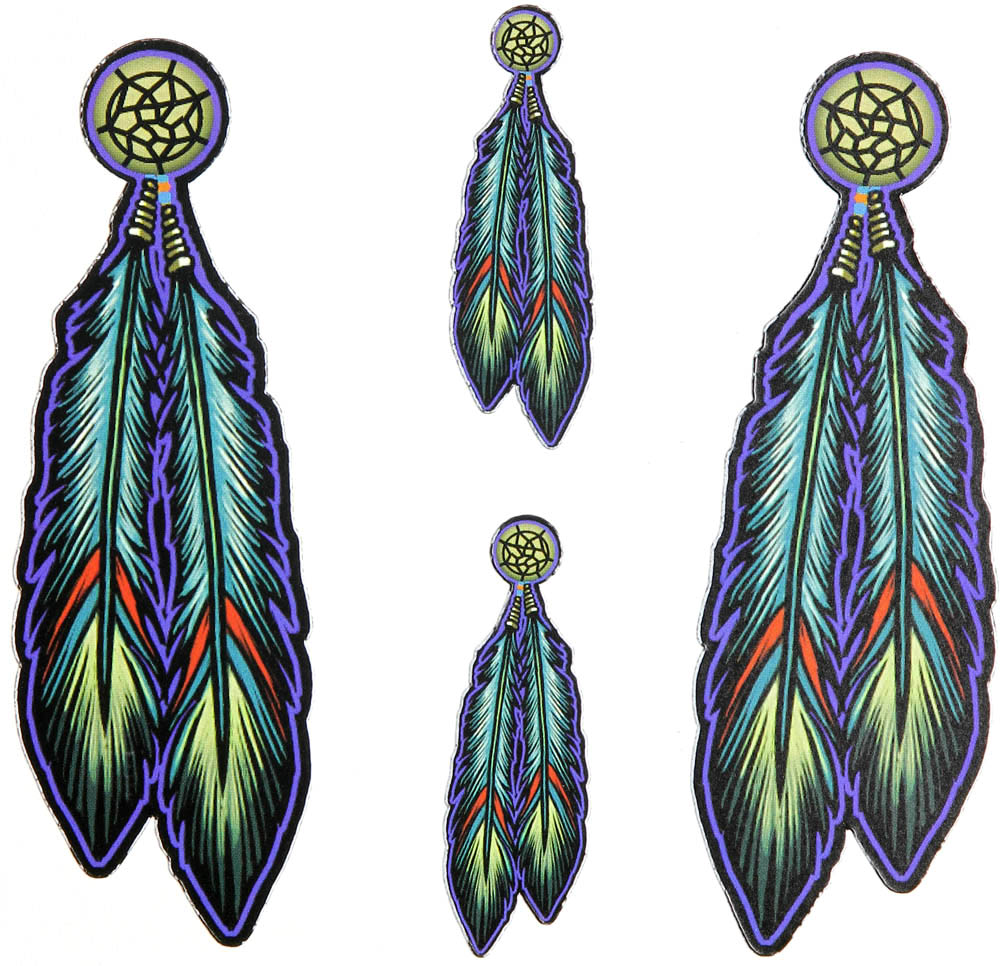 feather clipart sticker