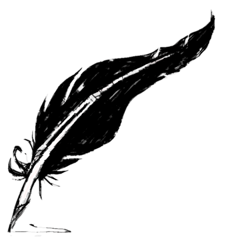 Feather pen png. Quill clipart library clip