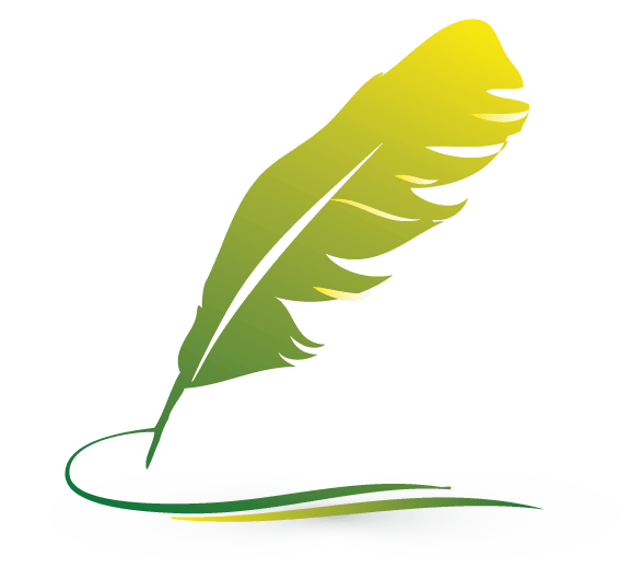 Feather pen png. Design free logo create