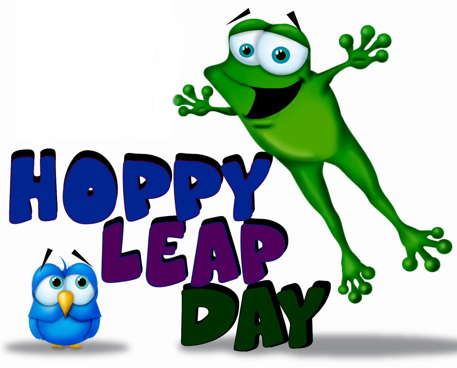 February 29. Leap year clipart free