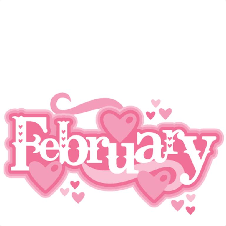 February clipart. Images pictures for free