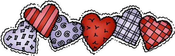 February clipart cluster heart. Best clip art
