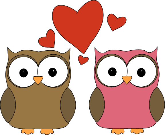 February clipart cute symbol. Free owl cliparts download