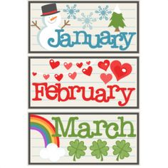 February clipart cutesy. Clip art tons of