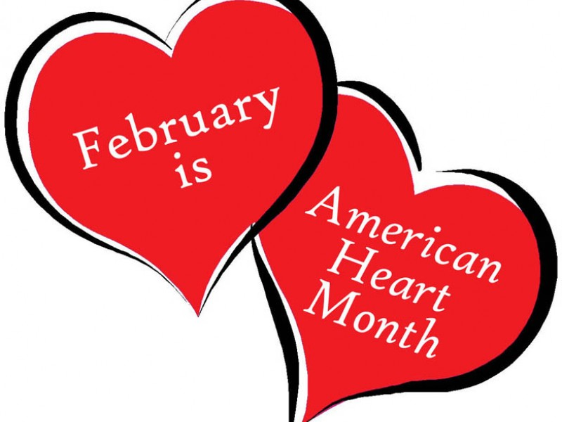 February clipart group heart. Is american month manalapan