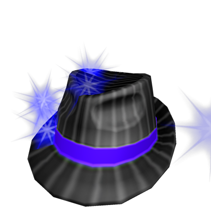 Fedora clipart blue. Strip roblox