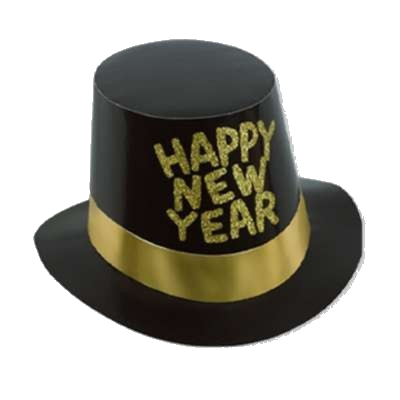 Fedora clipart new year. Blessed s png images