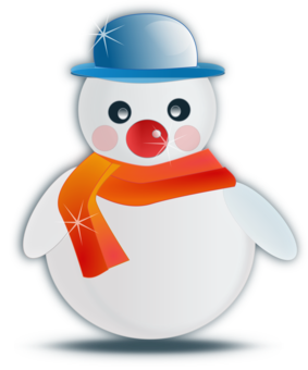Fedora clipart new year. Snowman christmas elf blue