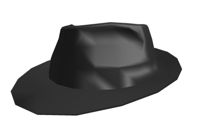 Fedora .png. Png clipart leather black