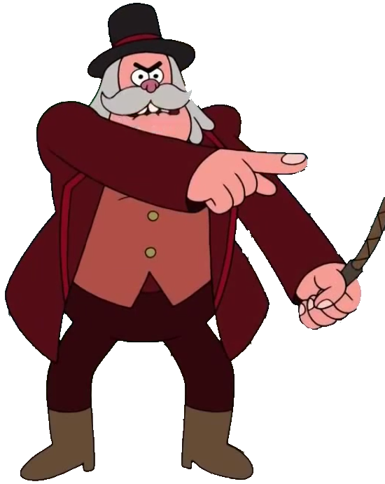 Fedora clipart ringmaster. Unnamed clarence wiki fandom