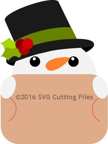 Hat svg snow man. Snowman family clipart png