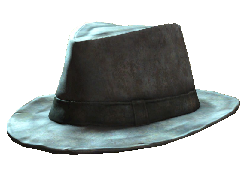 Fedora png. Image battered fallout wiki