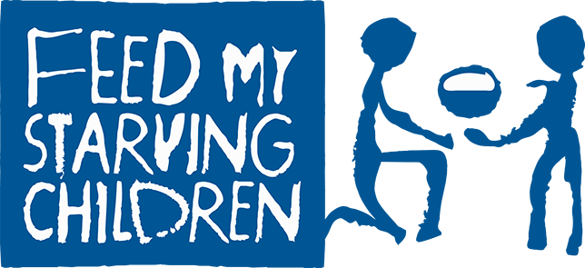 Feed my starving children logo png. Charitable partnership aspen exteriors