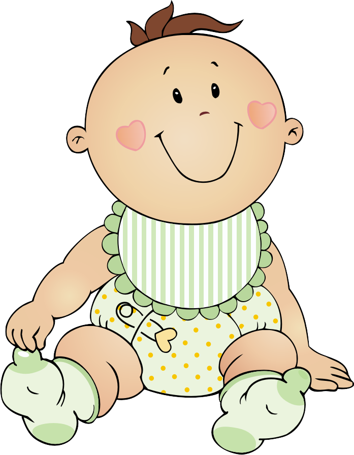 Infant clipart babie. Free baby shower images