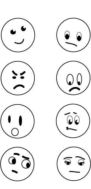 Feelings clipart express yourself. Make you who are