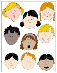 Feelings clipart feeling chart. Free and emotion printables