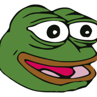 Bad sad frog know. Pepe vector feels good man jpg royalty free