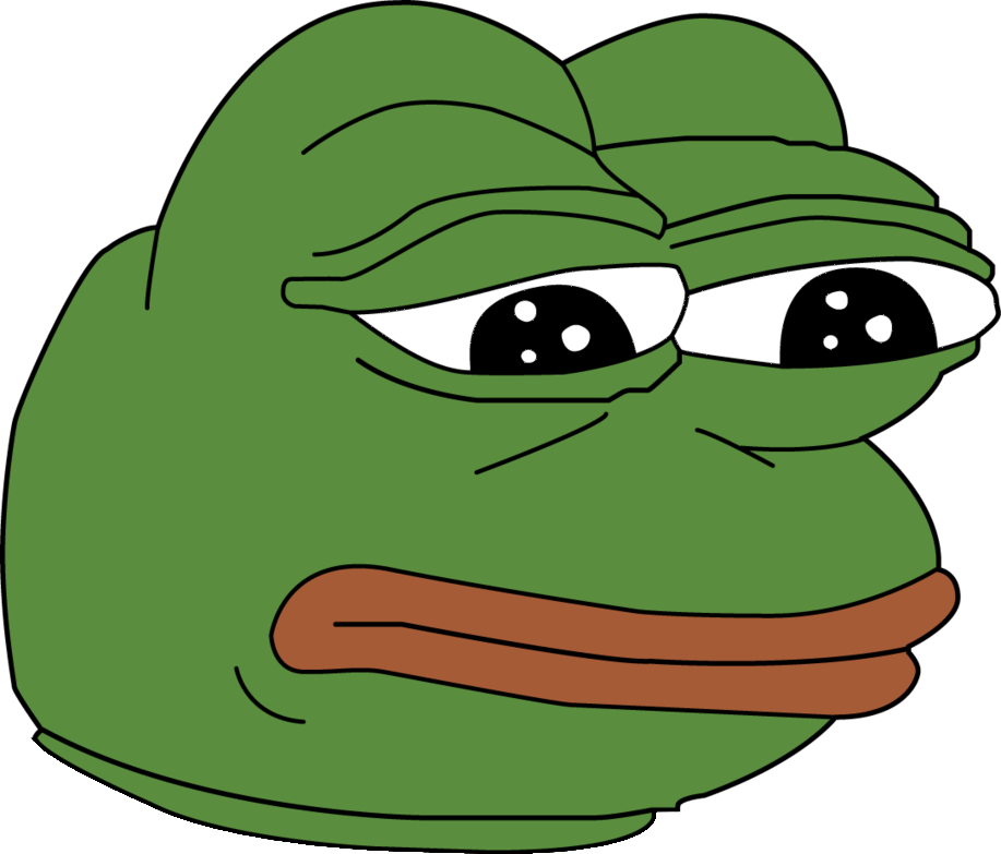 Feels bad man png. Image feelsbadman cookie test