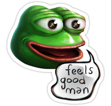 Feels good man png. Feelsgoodman image